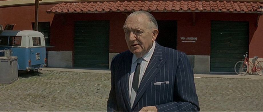 Mr. Fritz Lang…  Le Mépris (1963)