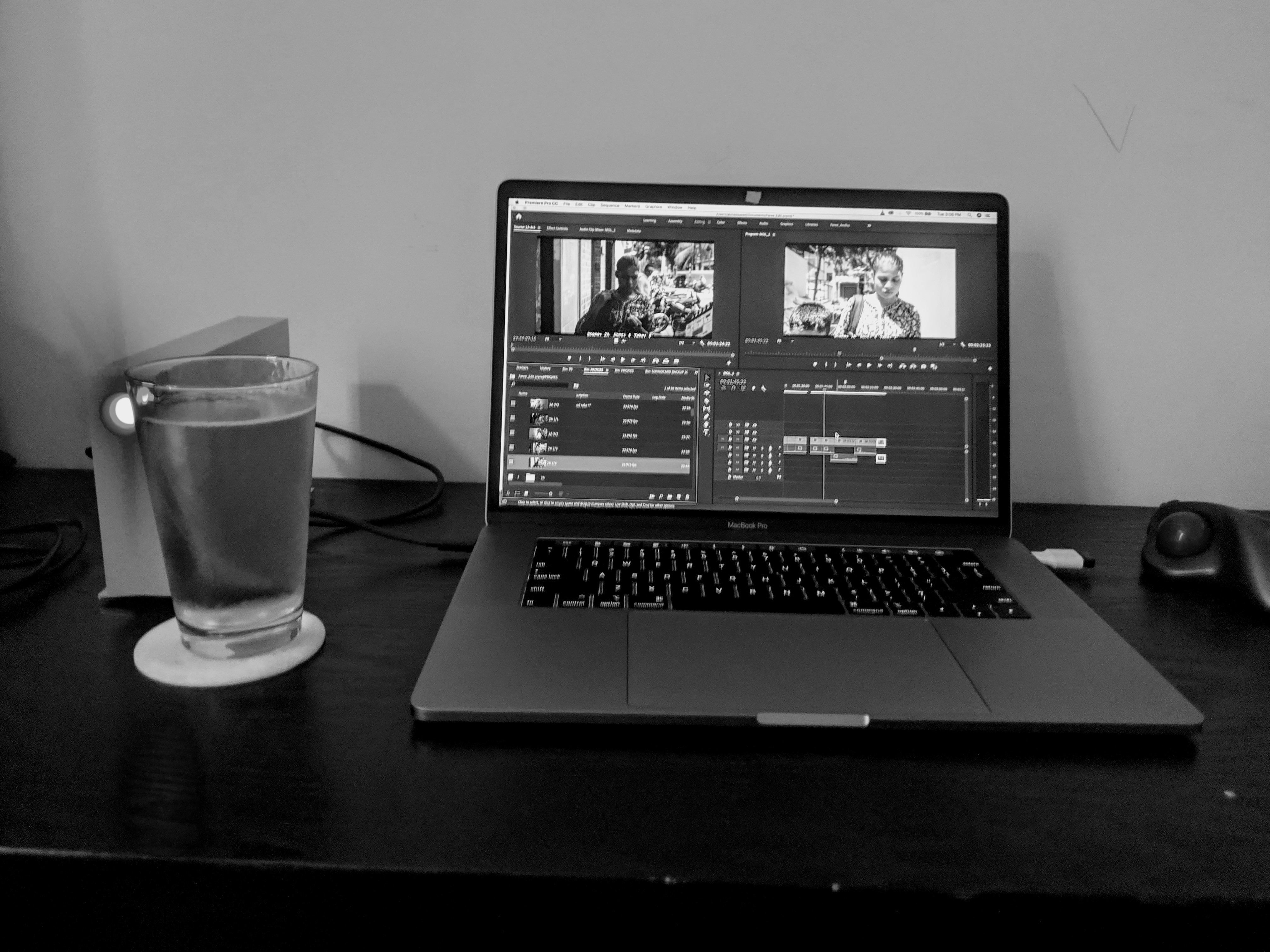 Editing in Colombo