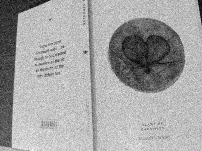 Heart of Darkness by Joseph Conrad